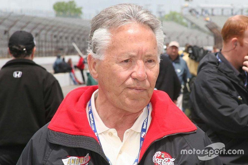 Mario Andretti's twin brother Aldo dies aged 80