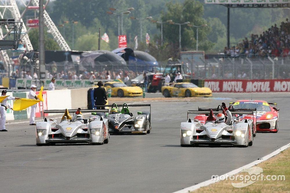 Audi terug naar Le Mans: Het verhaal tot dusver