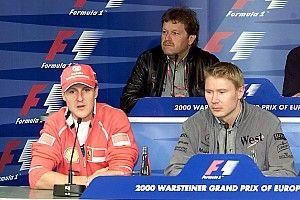 Saat di Ferrari, Schumacher Diam-diam Negosiasi dengan McLaren