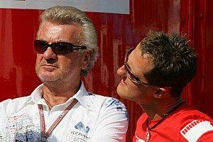 Willi Weber: Michael Schumacher'in planı, Mick'in menajeri olmaktı