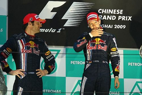 Vettel, un dedo cortado, amuletos y más anécdotas de China 2009