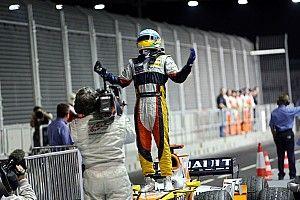 Singapur 2008: la noche, un escándalo, una venganza y un error de campeonato