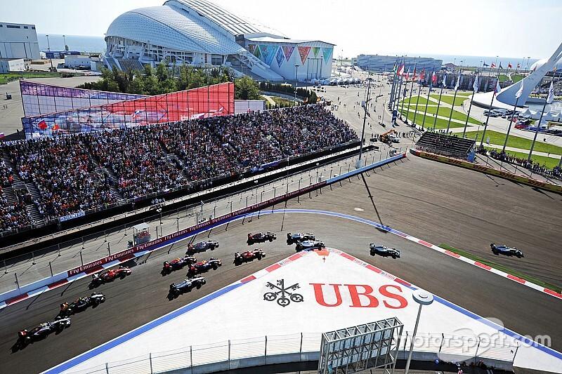 СМИ: Гран При России планируют перенести в Санкт-Петербург