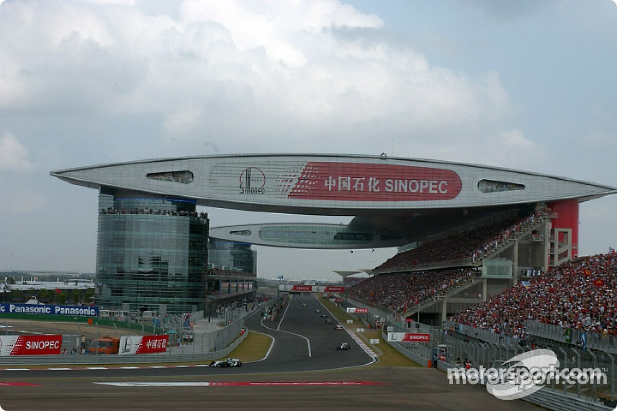 The twists and turns of China's F1 adventure