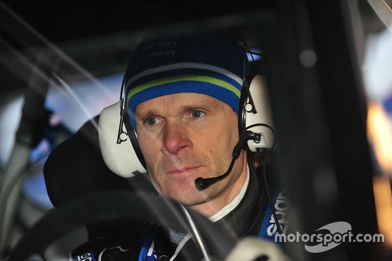 Гронхольм задумался о возвращении в WRC