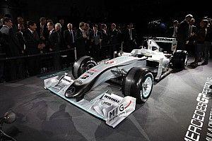 Dit betaalde Daimler voor het kampioensteam Brawn GP