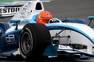 Back in time: Toen Michael Schumacher een GP2-bolide testte