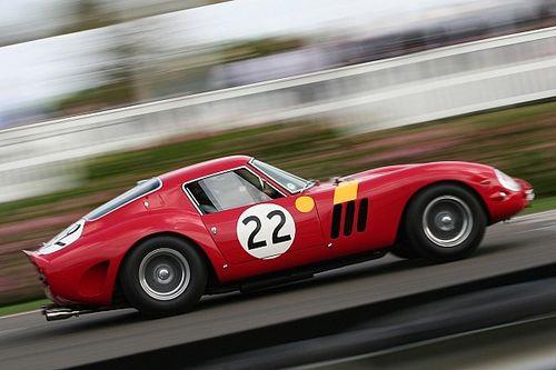 L'histoire de la superbe Ferrari 250 GTO