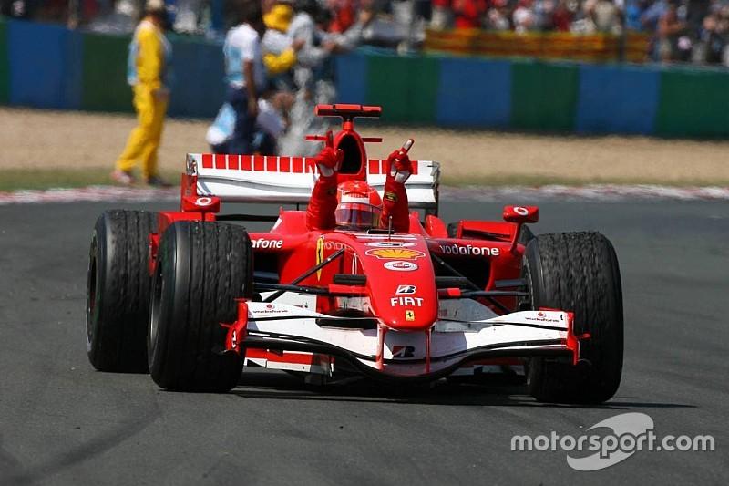 Galeri: Schumacher'in F1'de kazandığı 91 zafer