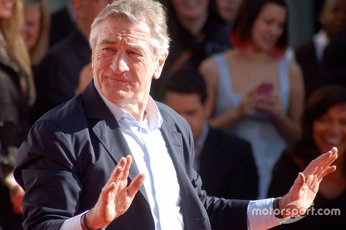Robert De Niro estará en película relacionada con F1 en Netflix