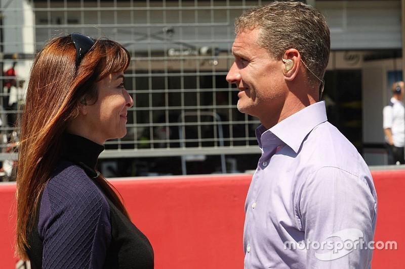 Coulthard: Az F1 következő női versenyzőjének fel kell venni a versenyt Hamiltonékkal