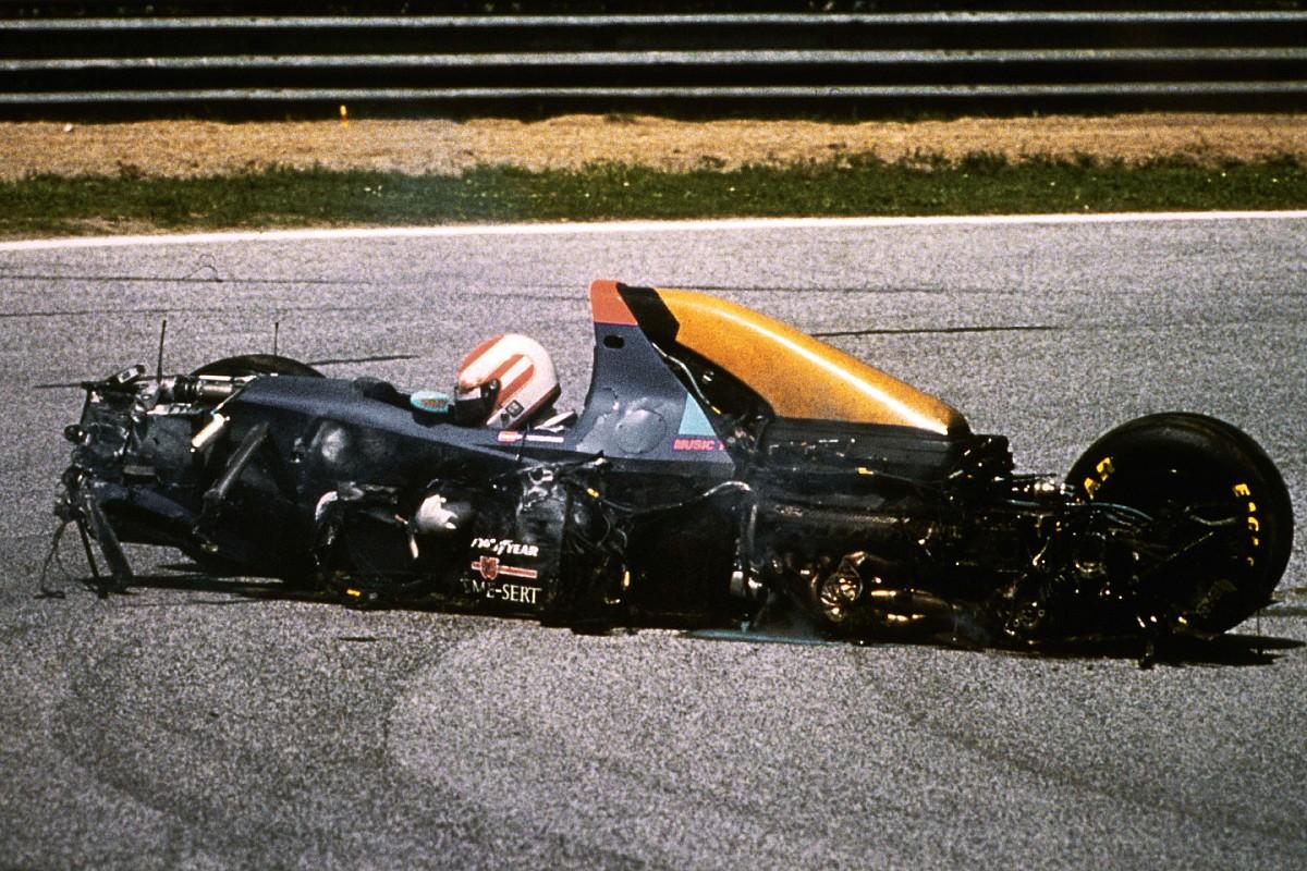 Há 26 anos, Ratzenberger morria em Ímola; relembre carreira do piloto