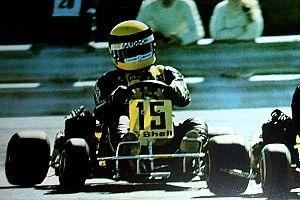 Criador do capacete de Senna explica desenho do casco do brasileiro