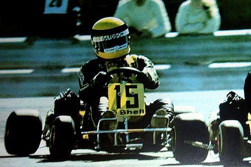 Nos 40 anos do capacete de Senna, criador explica o desenho icônico do casco