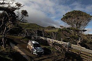Nikną szanse na Rajd Nowej Zelandii