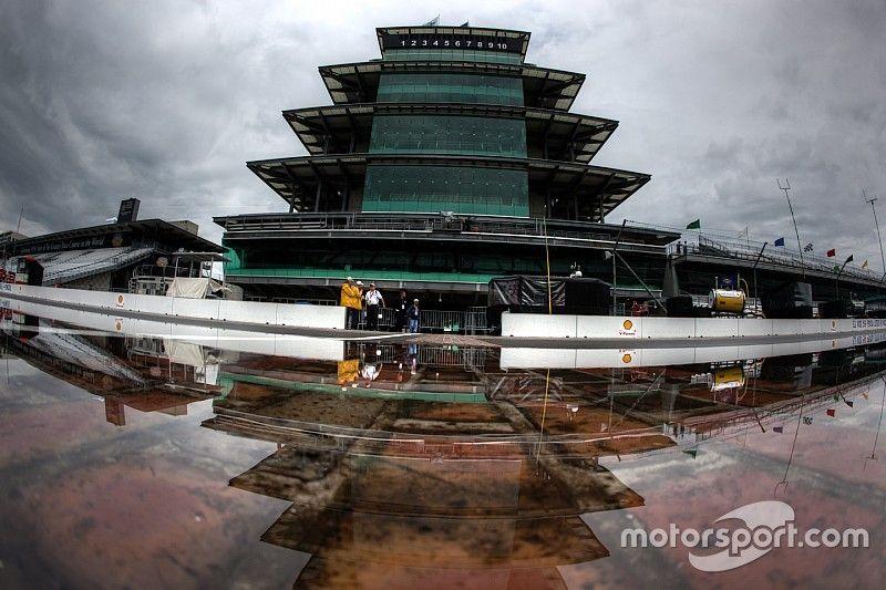 Qualifiche cancellate per pioggia ad Indianapolis, Kyle Busch in pole