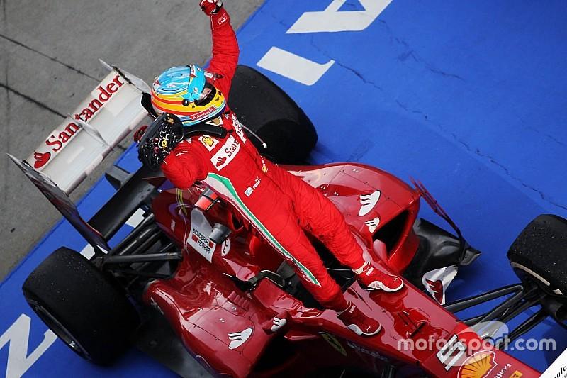 Todas las estadísticas de Fernando Alonso en Fórmula 1