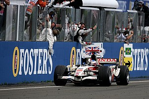 Gallery: All of Jenson Button's Formula 1 wins