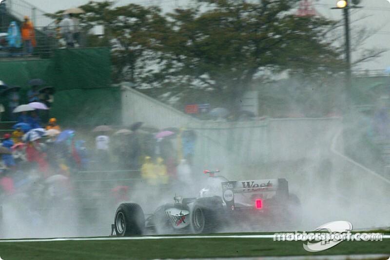 Tifón Hagibis podría alterar programa del GP de Japón
