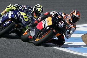 Biaggi nostalgique de sa rivalité avec Rossi