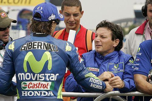 Rossi salue la mémoire de Gresini, pilier du paddock MotoGP