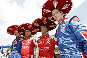 GALERÍA: todos los ganadores del WRC Rally de México