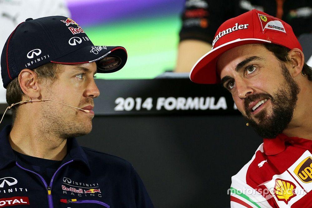 Источник: Феттель и Алонсо поборются за место в Racing Point