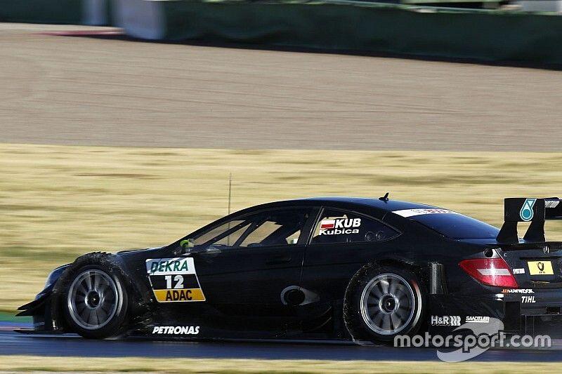 Kubica, dispuesto a cambiar al DTM en 2020