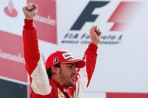Héroes 'locales': los pilotos de Ferrari que ganaron en Italia