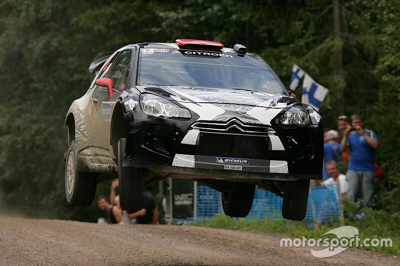 Raikkonen wciąż myśli o WRC