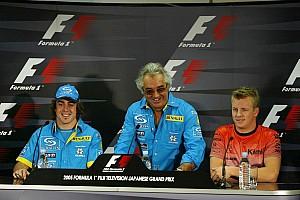 Alonso ve Briatore, F1'deki insan değerini vurguladı