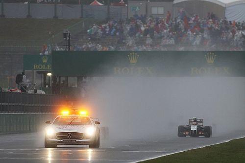 Entenda como tufão pode mudar rotina do GP do Japão de Fórmula 1