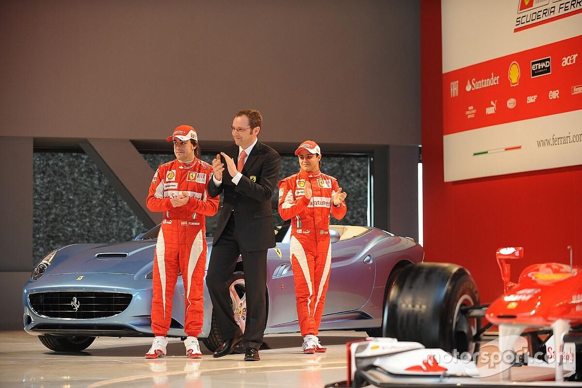 Massa szerint könnyen lehet, hogy Alonso visszatérése Schumacherére fog hasonlítani