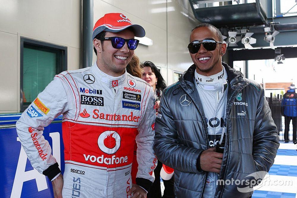 """Pérez: """"Si Hamilton no iba a Mercedes, yo era la segunda opción"""""""