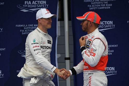Hamilton vs Schumi e vagas da Alfa: o que está em jogo no GP de Eifel de F1?
