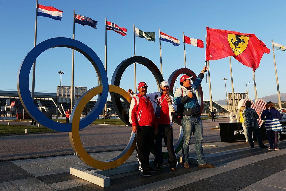 Autosport op de Olympische Spelen: waarom niet eigenlijk?