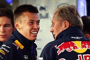 Квят не придал значения словам Марко о месте в Red Bull