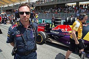 Хорнер посоветовал соперникам купить Red Bull или Mercedes. И признал, что у Феттеля была клиентская машина