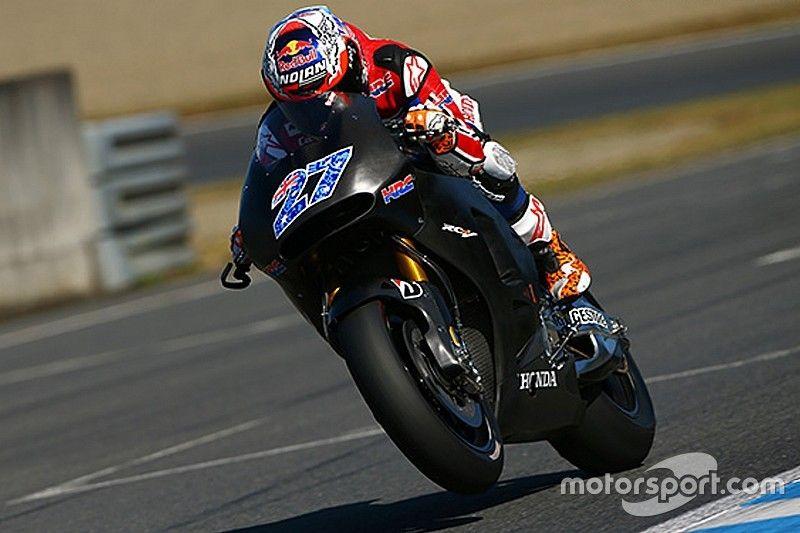 Marquez prefers Bradl over Stoner for Honda test role
