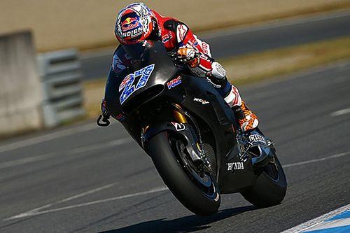 Marquez heeft liever Bradl dan Stoner als testcoureur