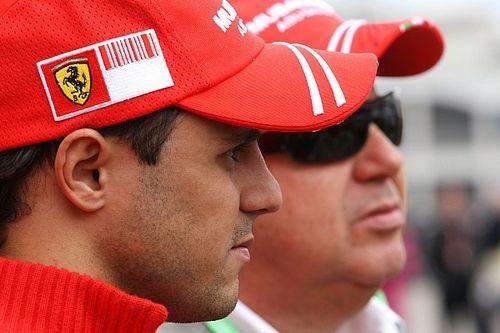 """Massa revela vitória de pai sobre Covid-19: """"Muito feliz""""; confira"""
