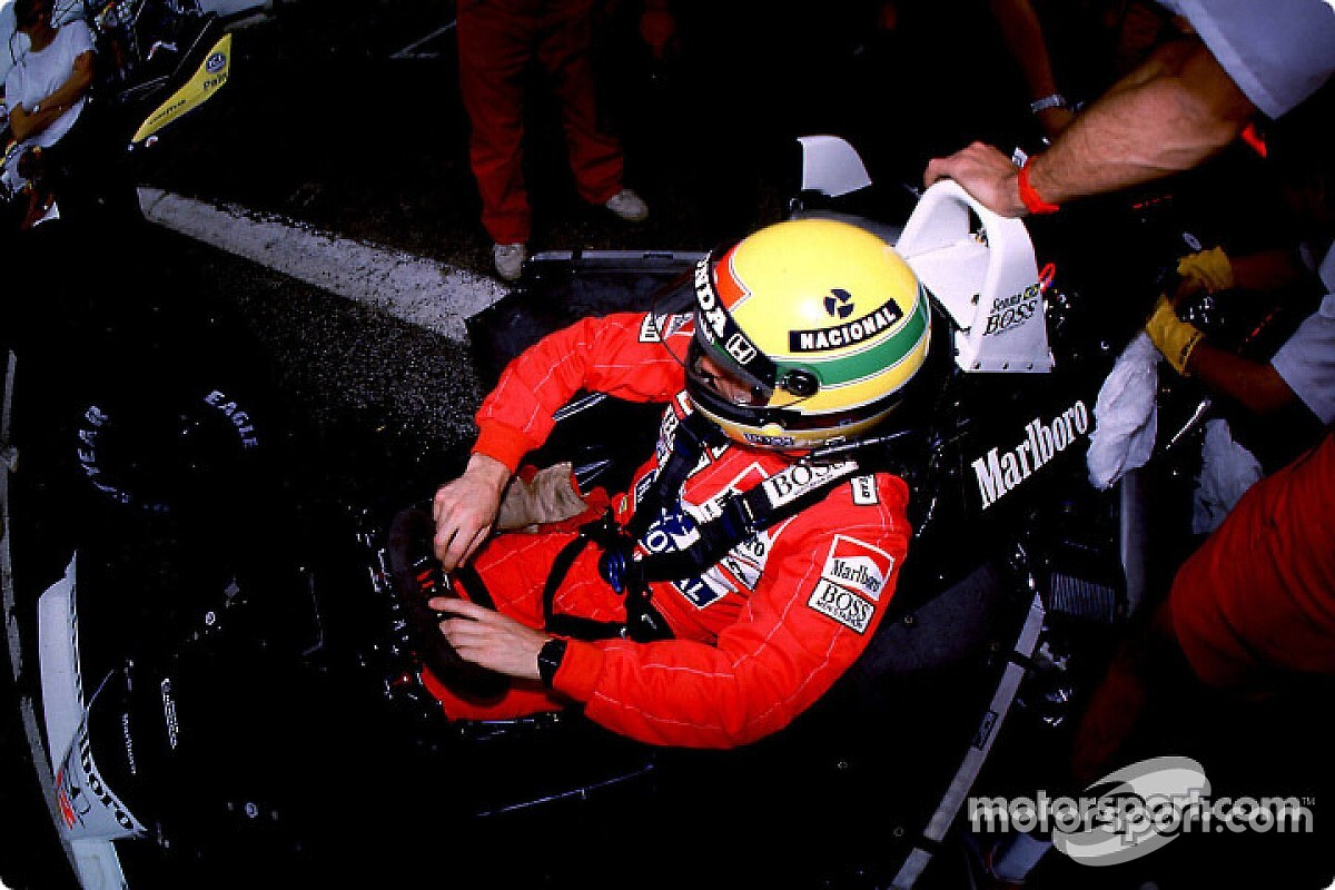 F1 tarihinde bugün: Senna kazanıyor, McLaren yedinci dublesini yapıyor
