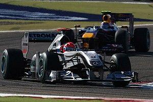 Bahreïn 2010 : le retour en F1 de Michael Schumacher