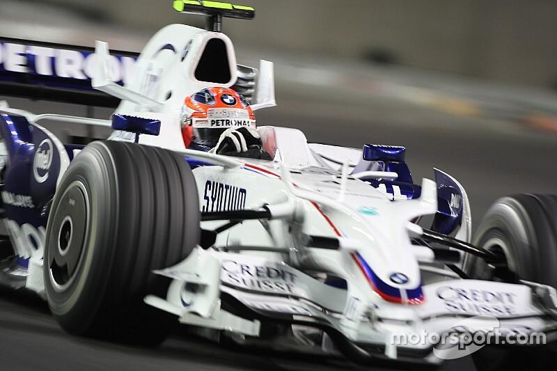 Galeria zdjęć: Kubica w GP Singapuru 2008-2010
