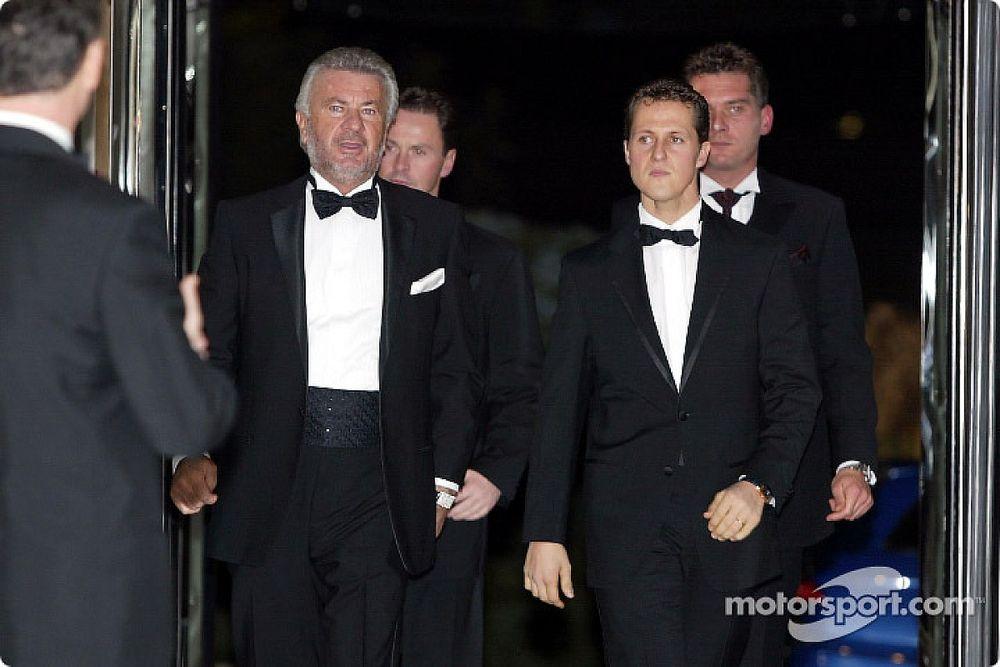 """F1 - Ex-empresário revela que é proibido de visitar Schumacher: """"Corinna me expulsou de suas vidas"""""""