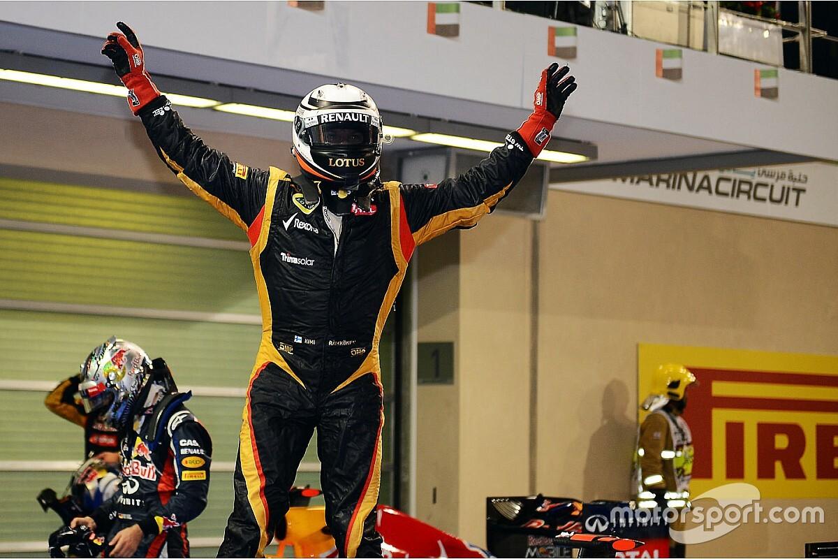 Raikkönen korábbi mérnöke: Kimi 8-szoros bajnok lehetett volna, ha 20 évvel korábban születik!