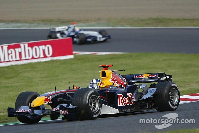 Retro: A Red Bull Racing debütálása a Forma-1-ben