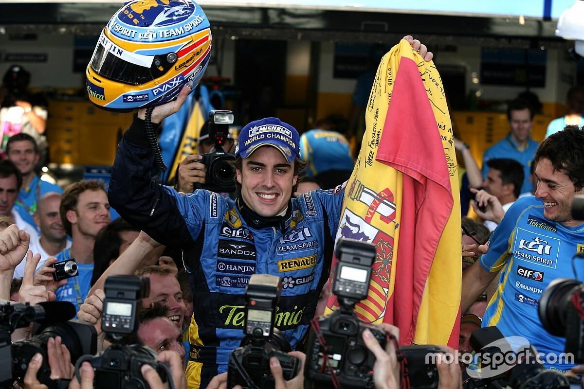 Alonso lenne minden idők harmadik legjobb F1-es pilótája?