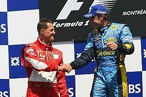 Galería: los 100 podios de España en la historia de la Fórmula 1