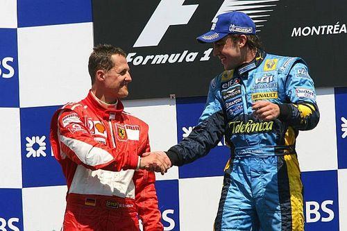 Galería: los 101 podios de España en la historia de la Fórmula 1